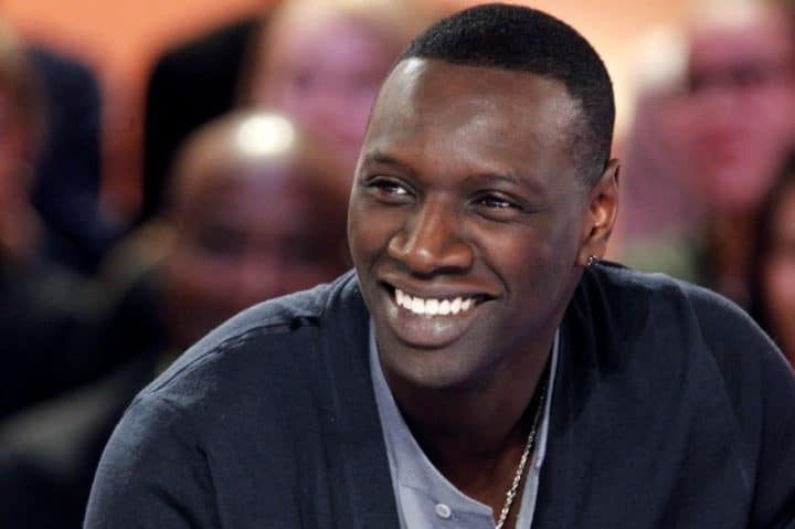 Omar Sy taille