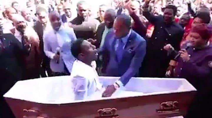 pasteur ressuscite mort pompes funèbres procès