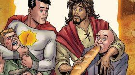 couverture bd jesus