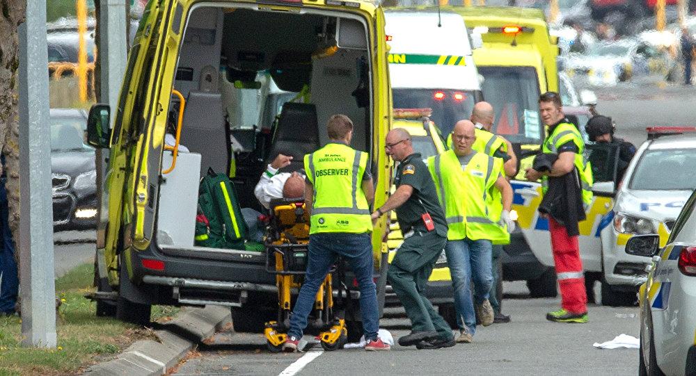 Attentat Facebook: Attentat En Nouvelle-Zélande : Le Pays En Deuil