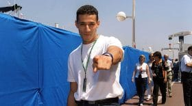 Aziz Essayed est devenu instructeur RunCommando