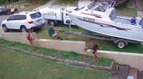 Accident de bateau