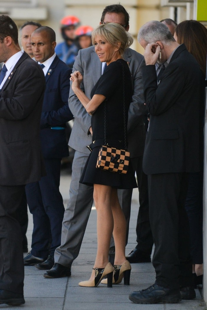 Brigitte-Macron-humiée-melania-trump-lookjpg