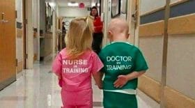 Docteur Infirmière