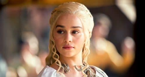 Emilia Clarke victime de deux rupture d'anévrisme durant GOT