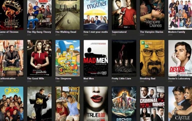 films series streaming gratuits
