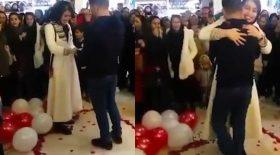 demande en mariage iran outrage public