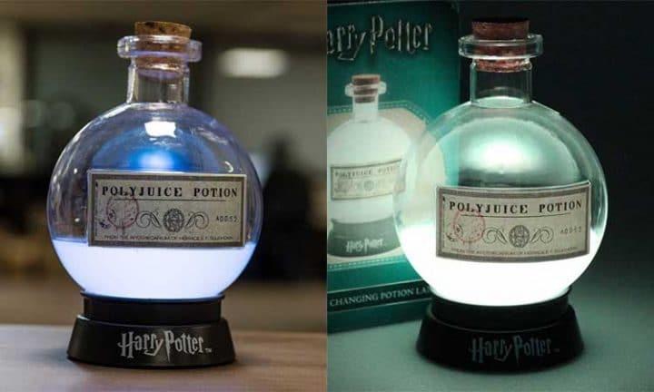 lampe potion