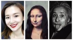 artiste makeup sosie célébrité