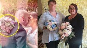 bouquet de mariée remboursement facebook