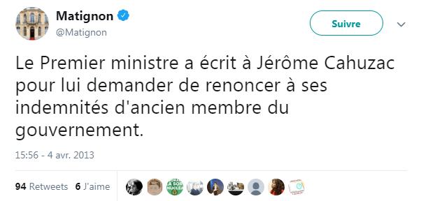 Matignon-cahuzac-indemnites