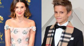 Millie Bobby brown et romeo beckham en couple