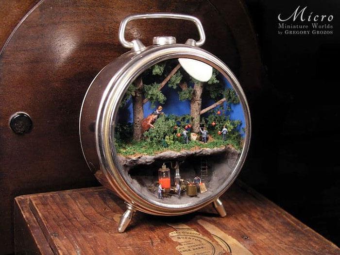 monde montre