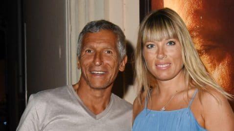 Nagui et sa femme Nathalie Page partagent leur vie depuis 20 ans