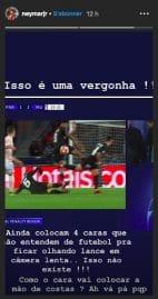 Story Neymar
