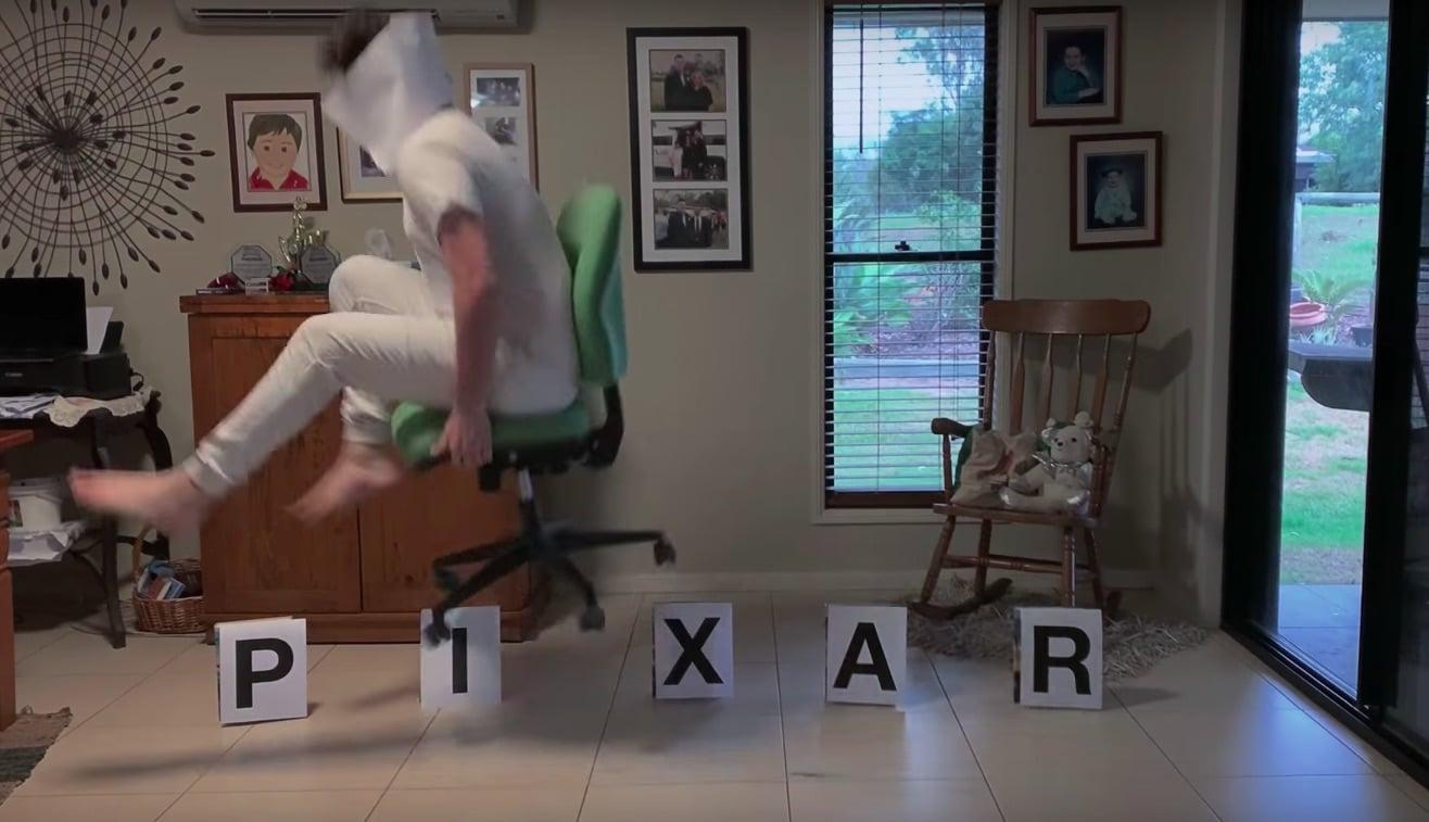 Pixar Ou Tente Avec Plus FailIl Gros D'imiter L'introduction bf6gyYv7