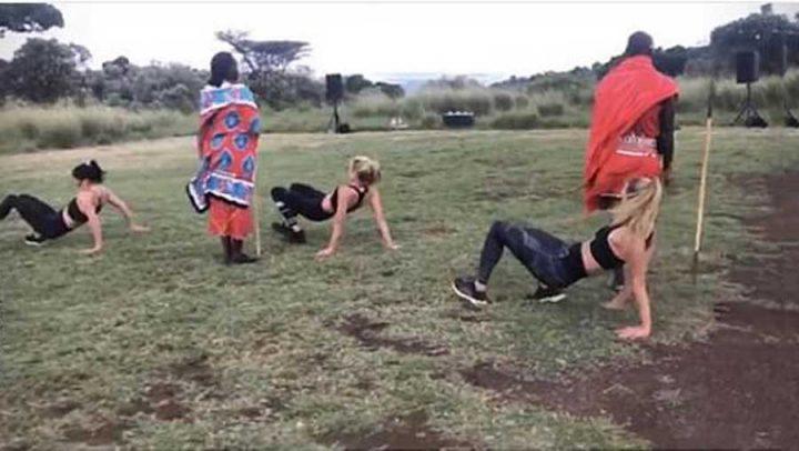programme sportif camp sportif masai