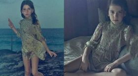 campagne Zara inappropriée enfant hypersexualisé