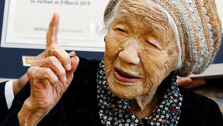femme la plus âgée au monde