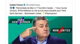 Remontada Pierre Ménès