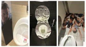 toilettes étranges