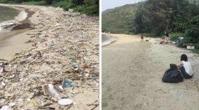 trash challenge défi écologique