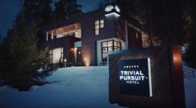 Trivial Pursuit hotel