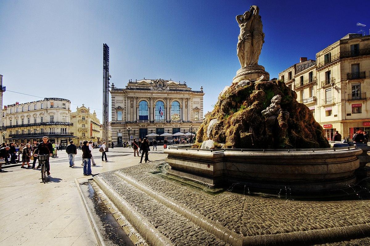 Montpellier vue par : Instagram