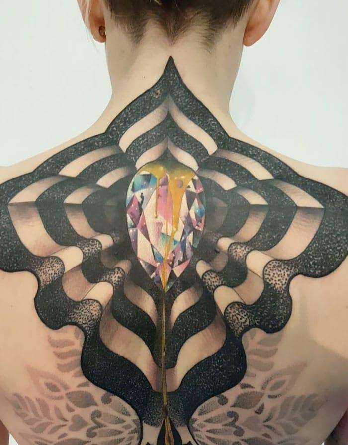 tatouage-3D