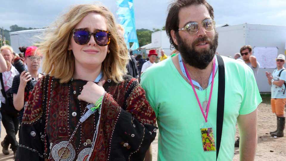 La chanteuse Adele et son mari vont divorcer