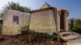 cabane de hagrid à louer