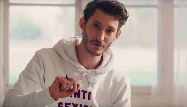 Pierre Niney clip Angele