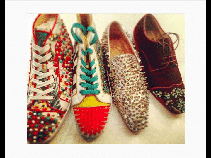 Chaussures Nagui