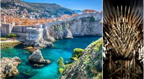 Game of Thrones Croatie