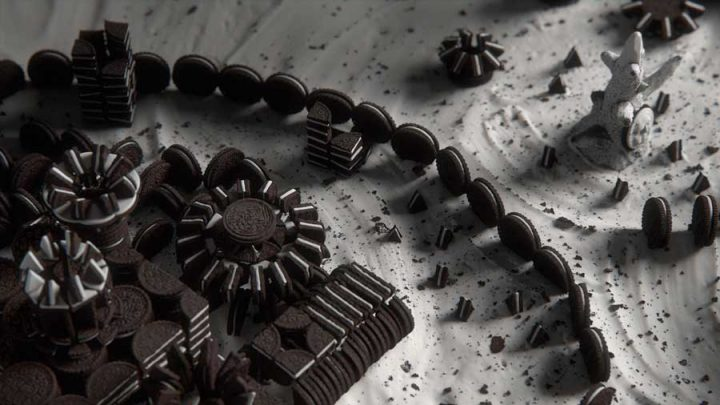 générique game of thrones oreo