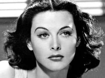 Hedy Lamarr femmes inventrice