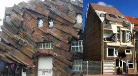 les plus moches maisons de Belgique