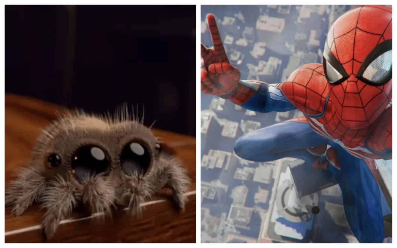 Et si spider man gu rissait votre arachnophobie - Et spider man ...