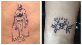 tattoo moche