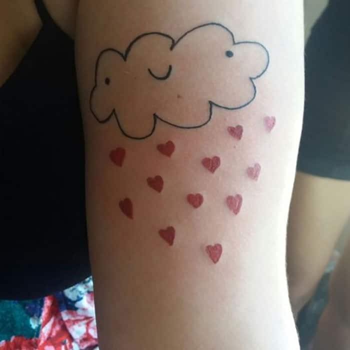 tatouage pas beau