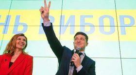 humoriste président ukraine Volodymyr Zelenksy