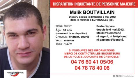Nordahl Lelandais soupçonné dans l'affaire Malik Boutvillain
