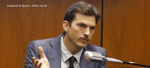 Ashton Kutcher proces