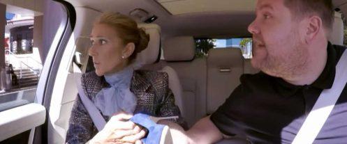 Céline Dion donne ses chaussures aux passants !