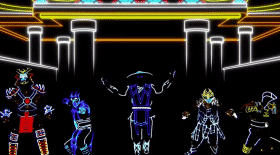 Chorée Mortal Kombat
