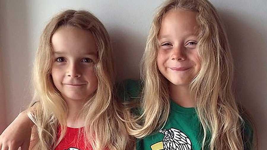À 11 et 12 ans, ces deux frères coupent leurs cheveux pour la première