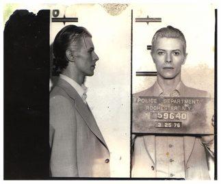 David bowie prison