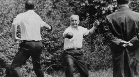 dernier duel à l'épée en France deferre ribière
