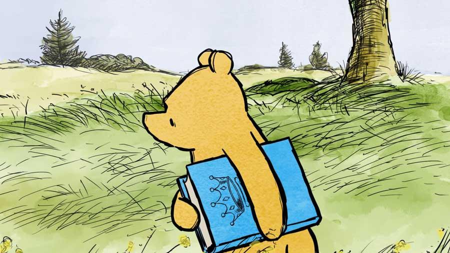 Disney crée un dessin animé de Winnie l'Ourson pour célébrer la naissance d'Archie Harrison