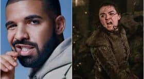 Drake spoil Game of Thrones